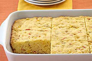 Southwestern cornbread photo 1