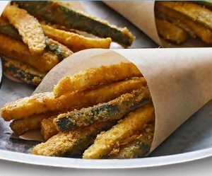 Zucchini snacks(microwave) photo 3