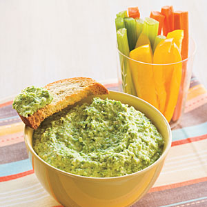 Asparagus pesto photo 1