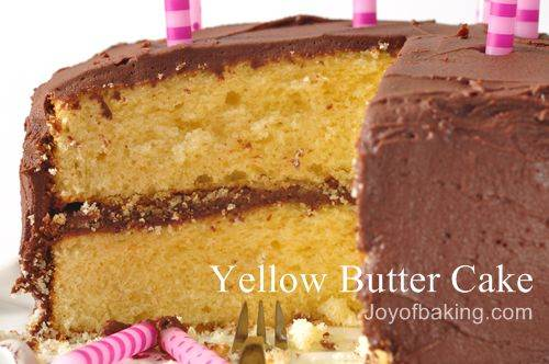 Butter cake photo 1