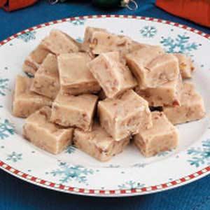 Butter pecan fudge photo 1