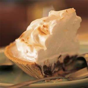 Chocolate pie photo 2