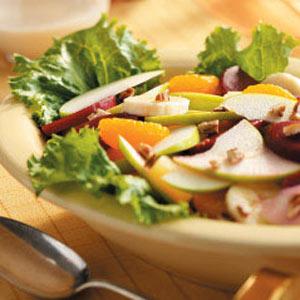 Christmas fruit salad photo 2