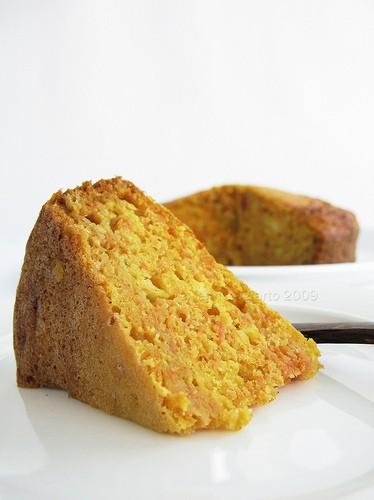 Easy carrot cake photo 2