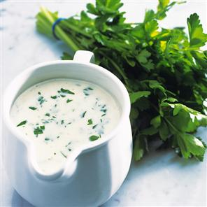 Parsley sauce photo 1