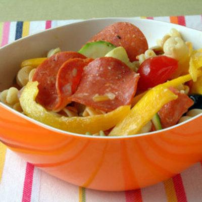 Perfect pasta salad photo 1