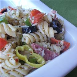 Perfect pasta salad photo 3