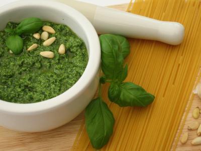 Pesto sauce photo 1