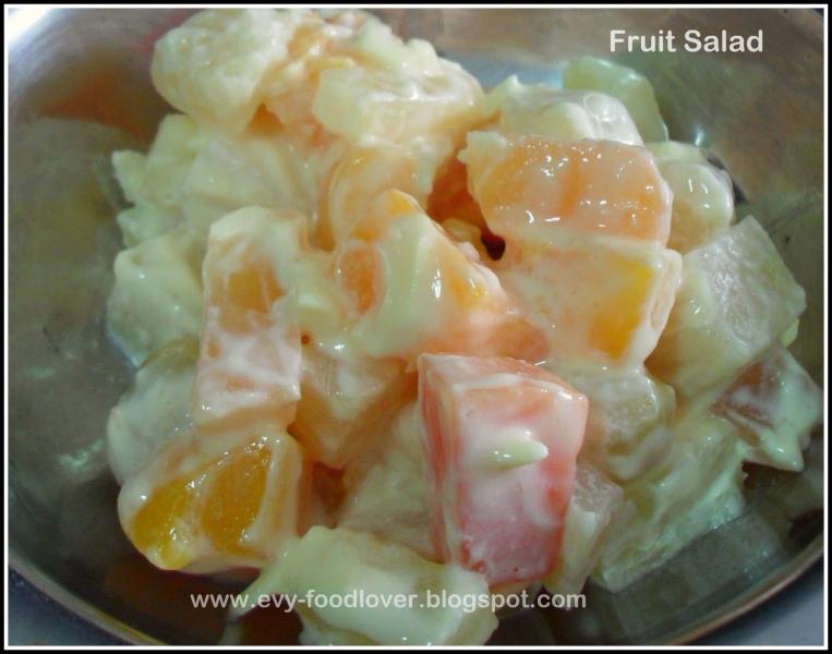 Sinful salad photo 1