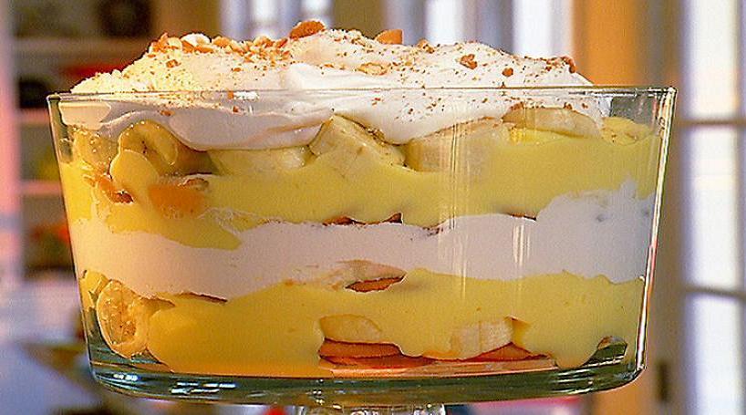 Sugar free banana pudding photo 1