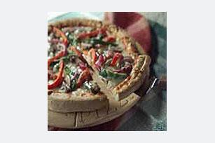 Veggie pizza photo 1