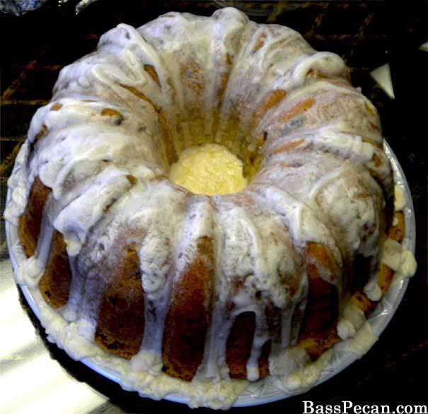 Sour cream pound cake photo 1