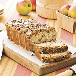 Apple bread photo 2