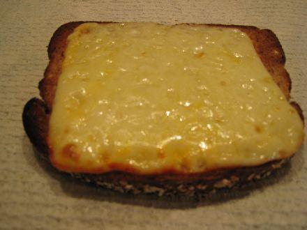 Cheese toast photo 2