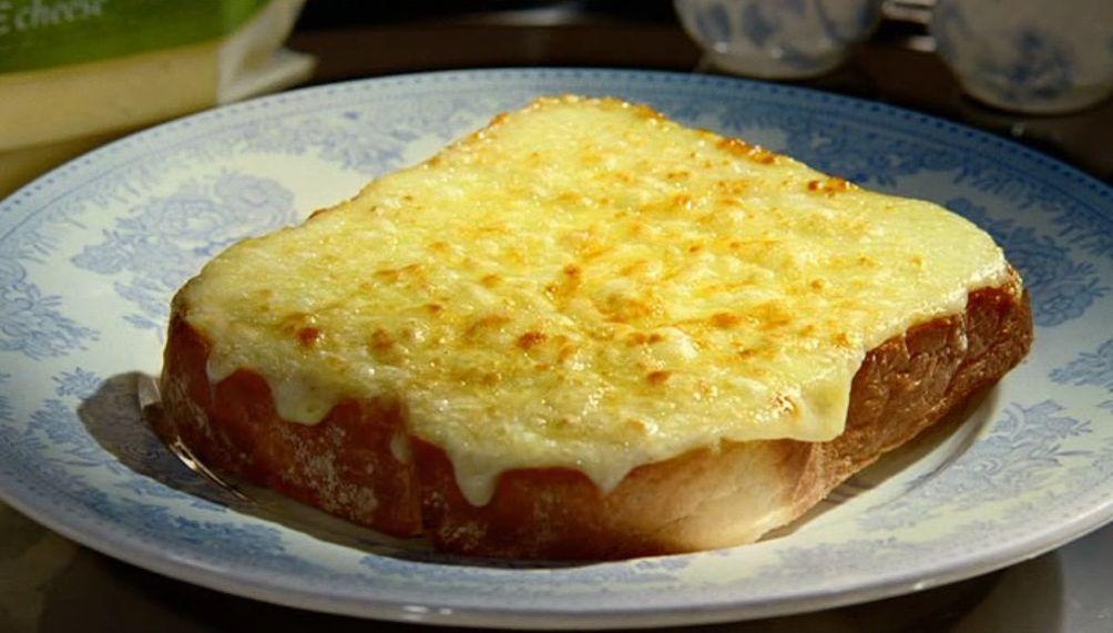 Cheese toast photo 1