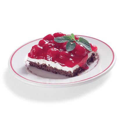 Cherry cheese cake photo 1