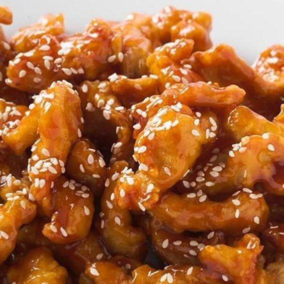 Sesame chicken photo 2