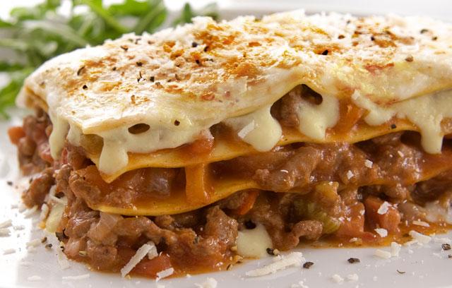 Lasagna al forno photo 1