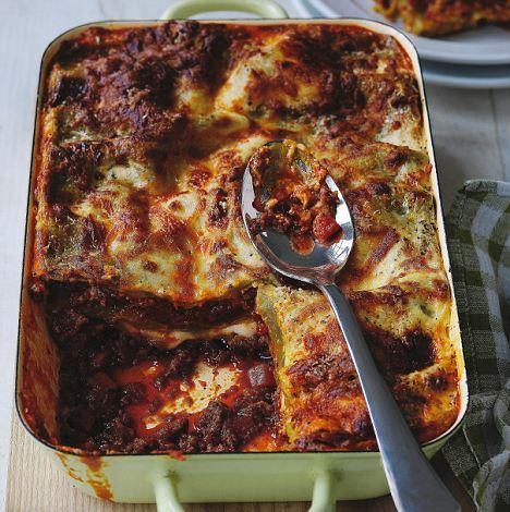 Lasagna al forno photo 3