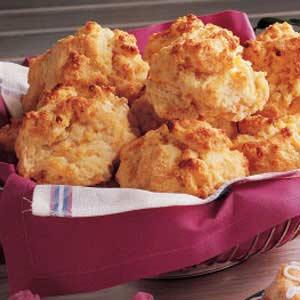 Cheese garlic biscuits photo 1