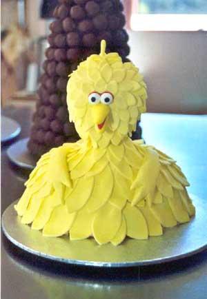 Dr. bird cake photo 1
