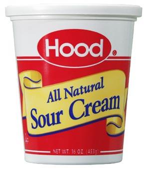 Sour cream photo 3