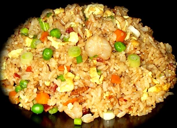 Рис с яйцом рецепт с фото по-китайски пошагово с фото