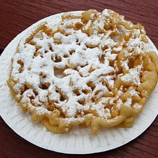Funnel cake photo 1