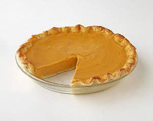 Pumpkin pie photo 1