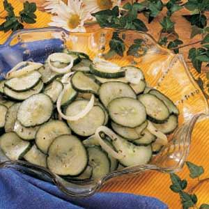 Marinated cucumbers photo 1
