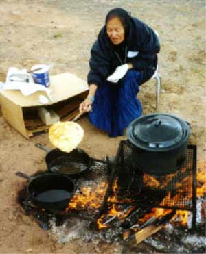 Navajo fry bread photo 3