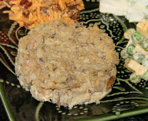 Salmon puff photo 1