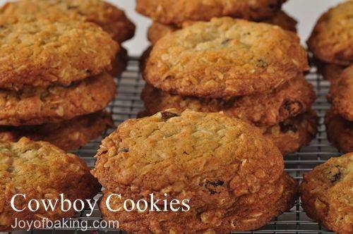 Cowboy cookies photo 1