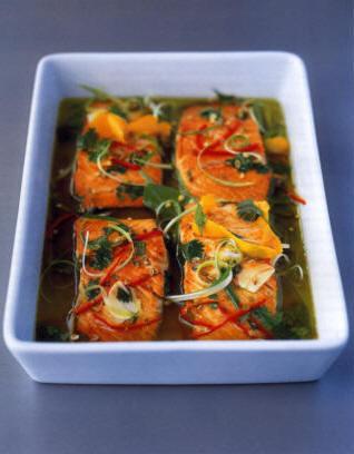 Salmon photo 2