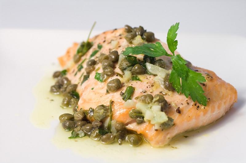 Salmon photo 1