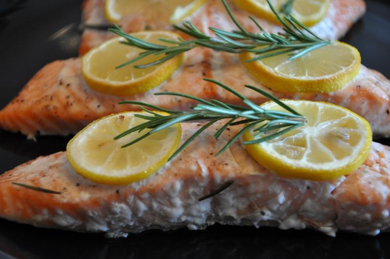 Salmon photo 3