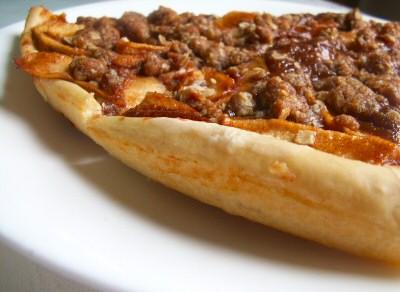 Apple pizza photo 2