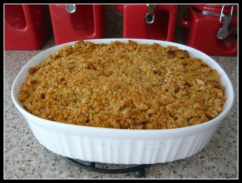 Chicken casserole photo 2