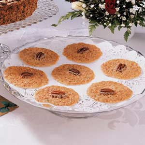 Lace cookies photo 3