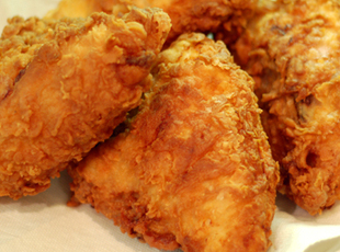Oven fried chicken photo 3
