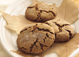 Soft molasses cookies photo 1