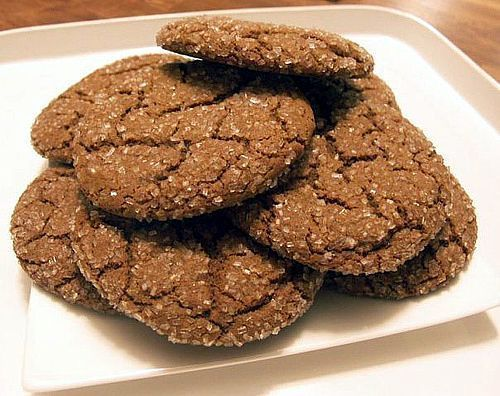 Soft molasses cookies photo 3