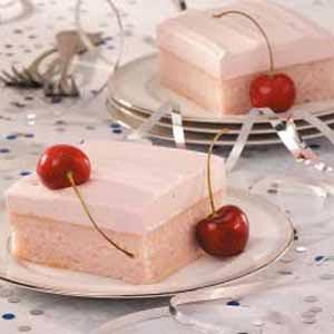 Cherry dessert photo 2