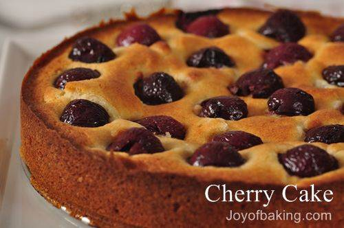 Cherry dessert photo 1