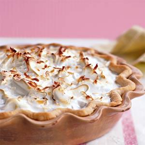 Coconut cream pie photo 1