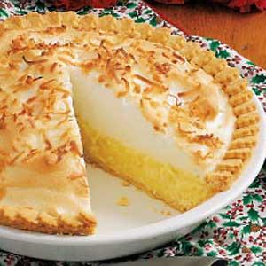Coconut cream pie photo 2