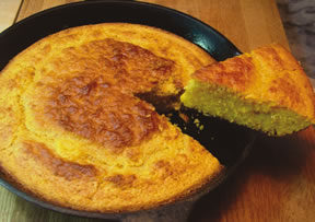 Corn bread photo 3