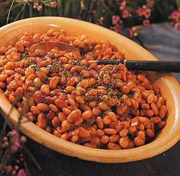 Easy baked beans photo 1