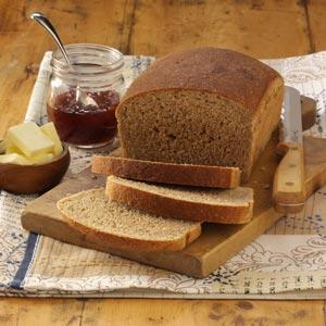 Honey whole wheat bread photo 1