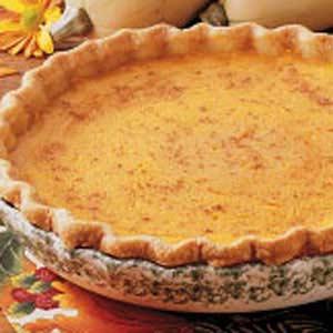 Squash pie photo 1